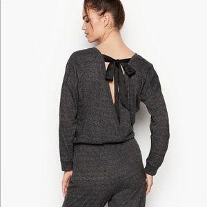 New Victoria secret open back jumpsuit